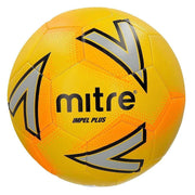 Mitre Impel Plus Training Ball - Yellow/Silver/Orange / Size