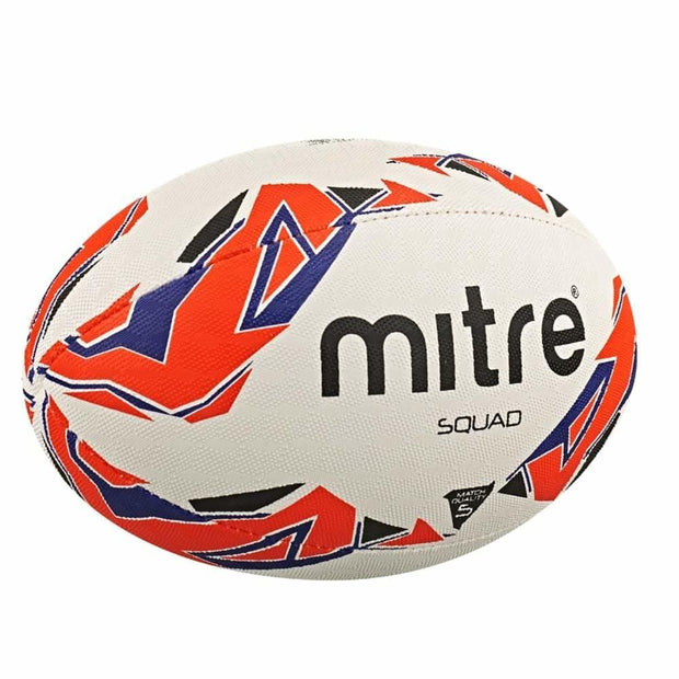 Mitre Squad Rugby Ball - 4