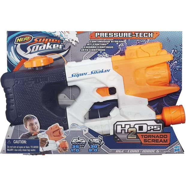 Nerf Super Soaker H2O PS Tornado Scream