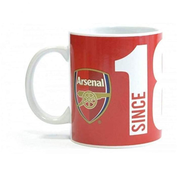 Official Licenced Supporter Football Mugs - Arsenal