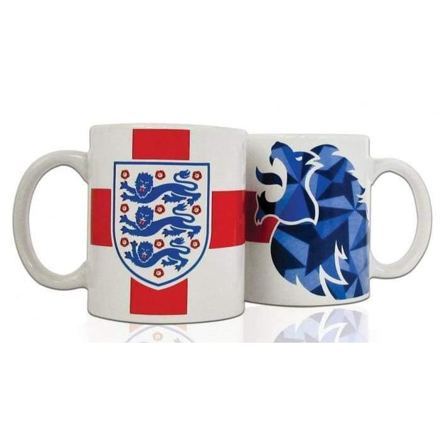 Official Licenced Supporter Football Mugs - England