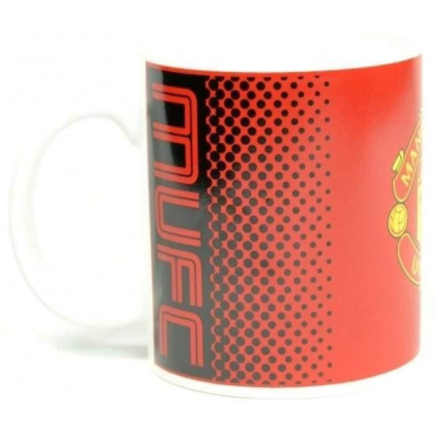 Official Licenced Supporter Football Mugs - Manchester