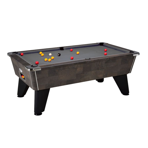 Omega 2.0 Pool Table - Freeplay or Coin Operated Table
