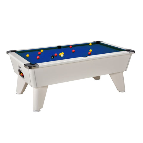 Outdoor Outback 7ft 2.0 Pool Table - Freeplay or Coin