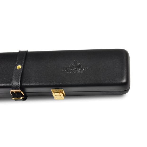 Peradon Leather Case for Two Piece Cues