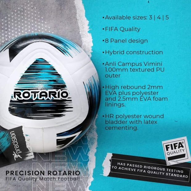 Precision Rotario FIFA Quality Match Football