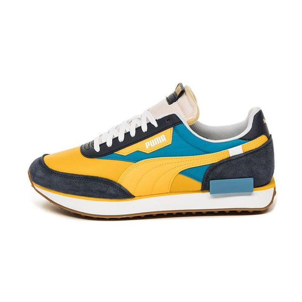 Puma Future Rider OG Pack Peacoat - Spectra Yellow