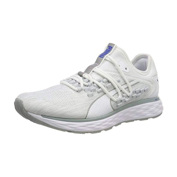 Puma Speed Fusefit Womans Puma White-Quarry - 5.5