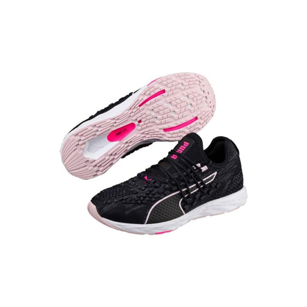 Puma Speed Racer Woman Black-Winsome Orchid Pink