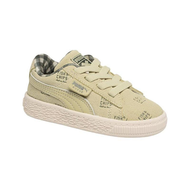 Puma Suede Fish & Chips Infants UK4 - 4