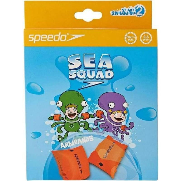 Speedo Sea Squad Armbands - 0-12 Years