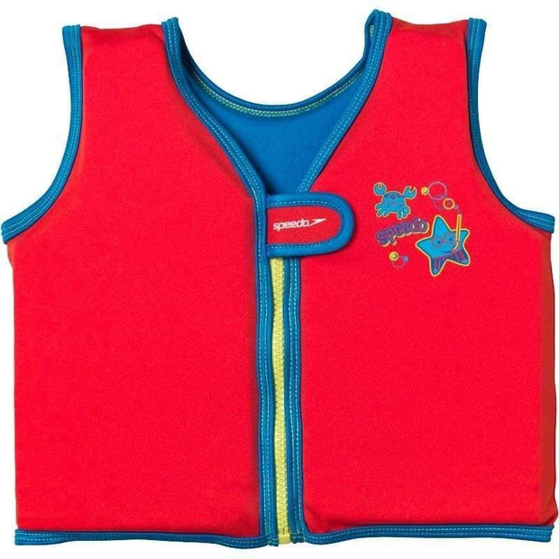 Speedo Sea Squad Swim Vests - 2 Colour Options