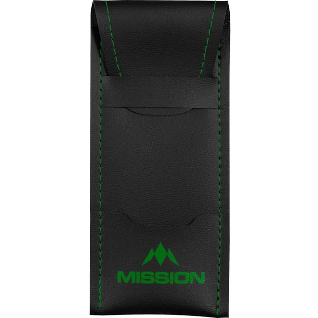 Sport 8 Bar Wallet Mission Darts available in 8 colour - Black/Green