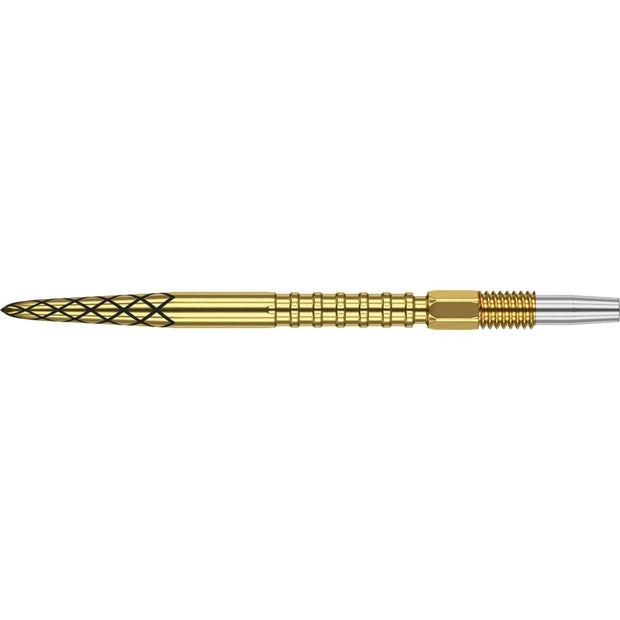 Swiss DS Gold Surge Points 30mm Target Darts
