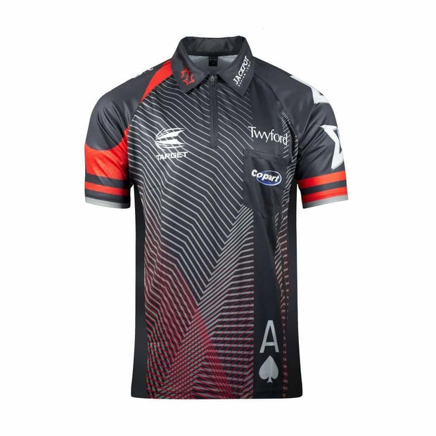 Target Darts - Adrain Lewis 2018 Cool Play Shirt - Medium