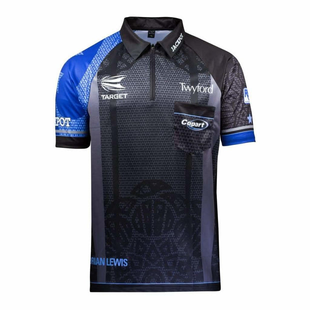 Target Darts - Adrain Lewis 2019 Cool Play Shirt - Medium