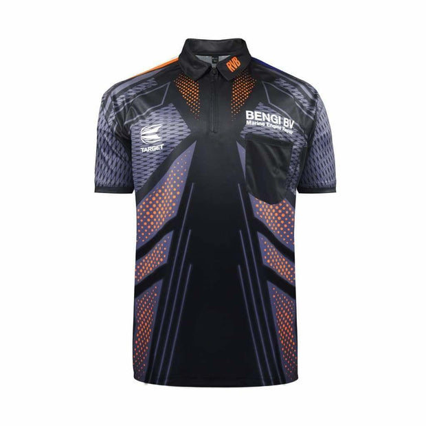 Target Darts RVB Barney 2017 Cool Play Shirt - XLarge