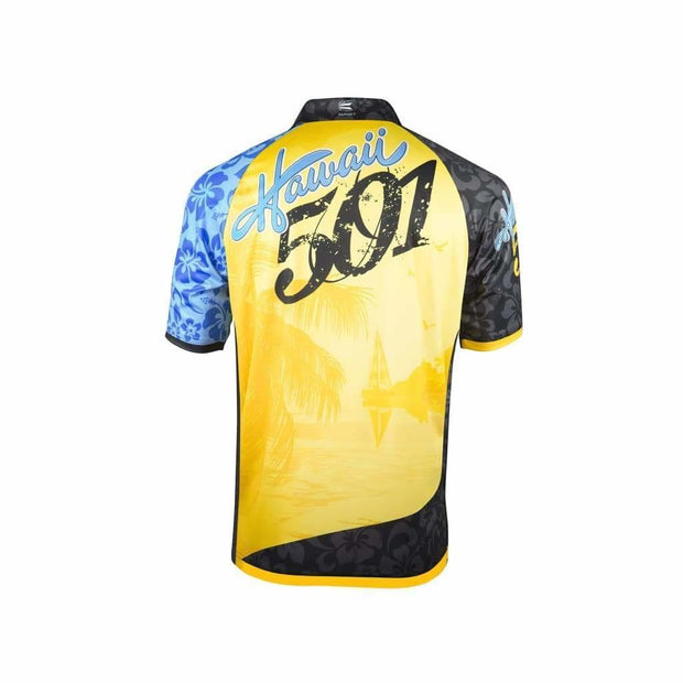 Target Darts Wayne Mardle 2018 Cool Play Shirt - Medium
