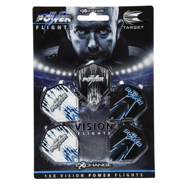 Target Power Flight 5 Pack Power Std No.2