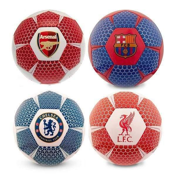 Team Merchandise - Vector PVC Football (Size 5)