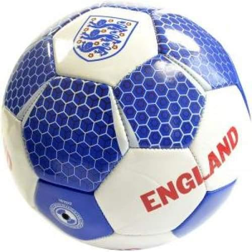 Team Merchandise - Vector PVC Football (Size 5) - England