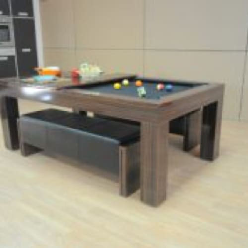 The Boardroom Dining Room Pool Table