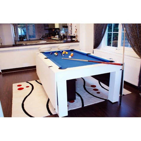 The Dolce Dining Room Pool Table