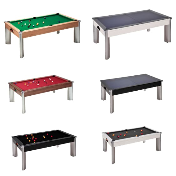 The Fusion Dining Room Pool Table