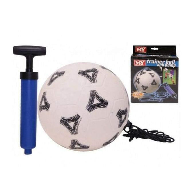 Trainer Ball and Pump