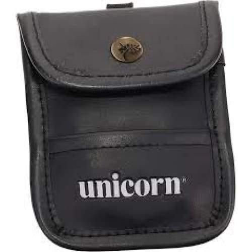 Unicorn Darts Pouch Case Leather