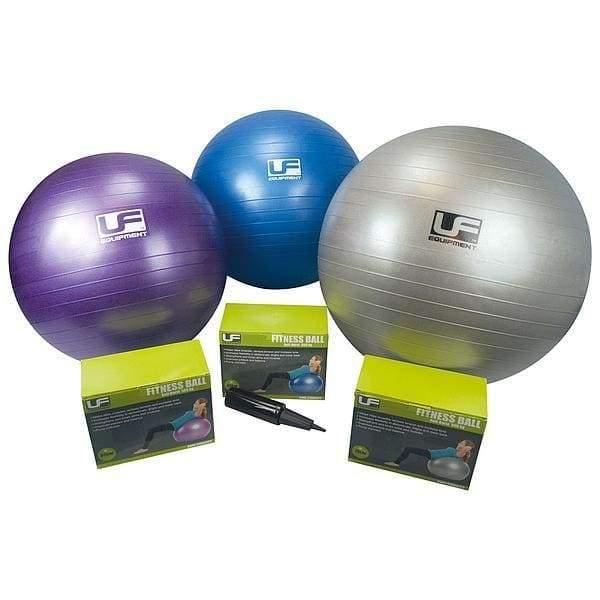 Urban Fitness - Fitness Ball Available in 55cm 65cm 75cm