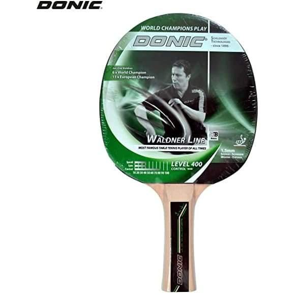 Waldner Line Donic Level 400 Control Table Tennis Bat