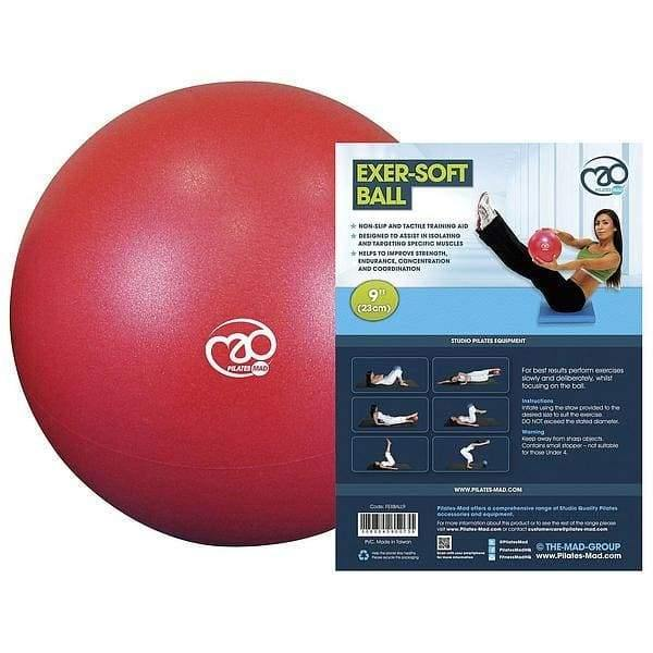 Yoga-Mad Exer-Soft Ball (9 23cm)