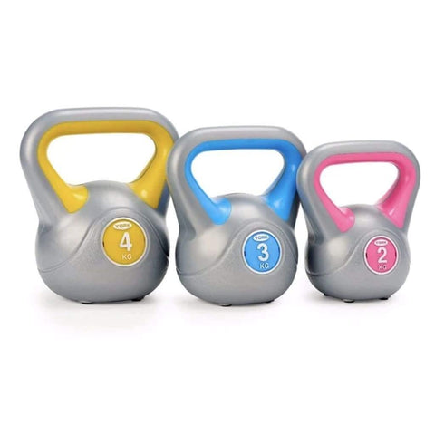 York Fitness Kettlebell Set (2,3 and 4kg)