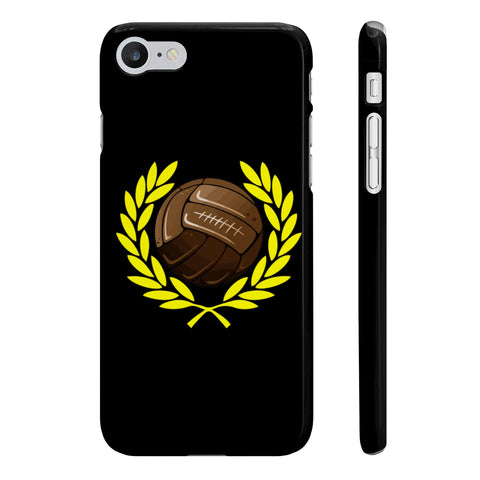 Coque Iphone Samsung football old school