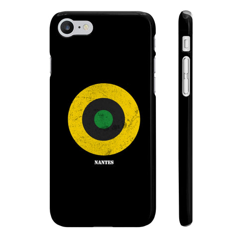 Coque Iphone Samsung football cocarde Nantes