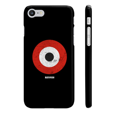 Coque Iphone Samsung football cocarde Rennes