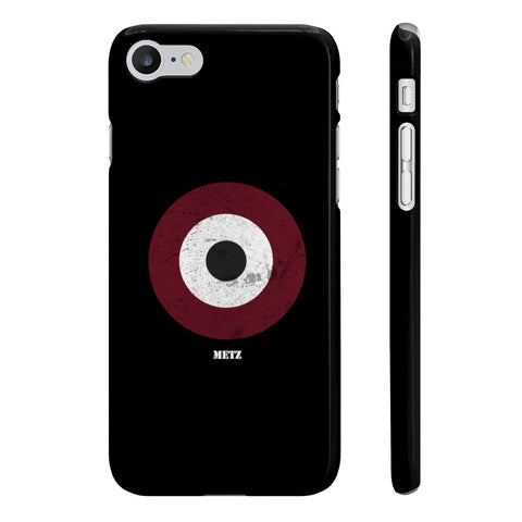 Coque Iphone Samsung football cocarde Metz