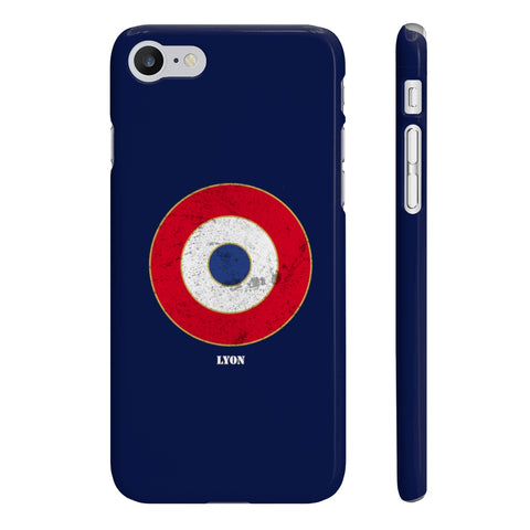 Coque Iphone Samsung football cocarde Lyon