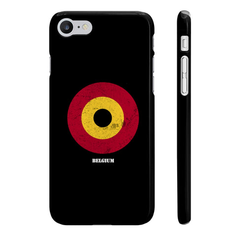Coque Iphone Samsung football cocarde Belgique