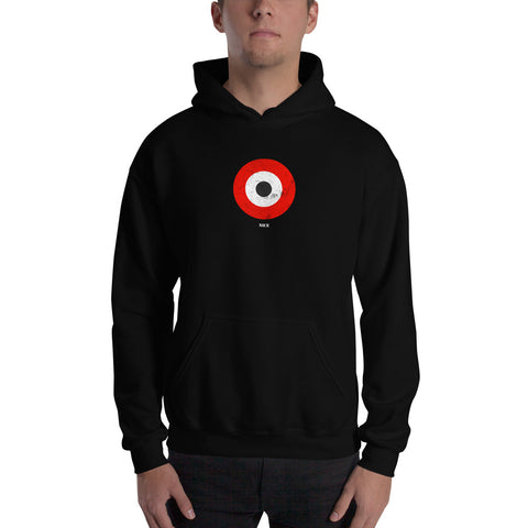 Sweat capuche Ultras Shop cocarde Nice