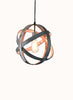 ATOM Collection - Atom - Wine Barrel Ring Pendant Light