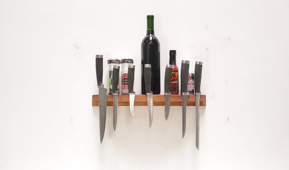 NAPA Collection - Tana - Wine Barrel Knife Rack