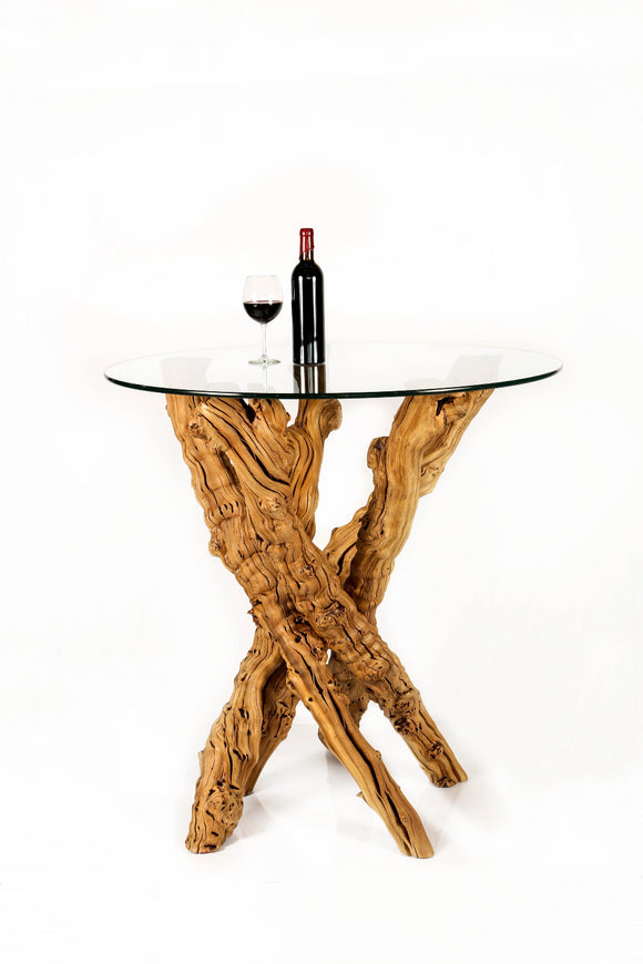 VINYA Collection - Optima - Grapevine Wine Tasting Table