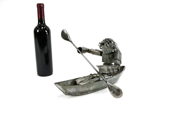 WINE BOT Collection - Canoe - with Hair!
