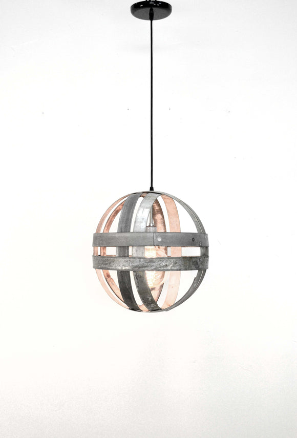 ATOM Collection - Maruta - Double Ring Pendant Light
