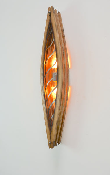 VEDI Collection - Parpella - Wine Barrel Wall Sconce