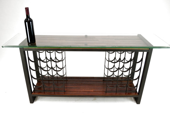FORTIFY Collection - Lawa - Modern Console Table