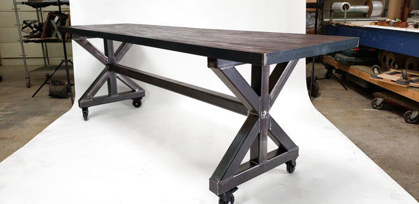 FORTIFY Collection - Tirah Table