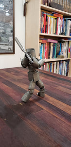 "Wine Barrel Ring Wine Bot - ""Hey Batter!"" Made from retired CA wine barrel rings - 100% Recycled + Free US Shipping!"